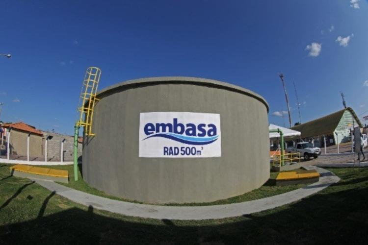 A Embasa diz que estudos estão alinhados ao novo marco regulatório do saneamento / Foto: Divulgação - Foto: Divulgação