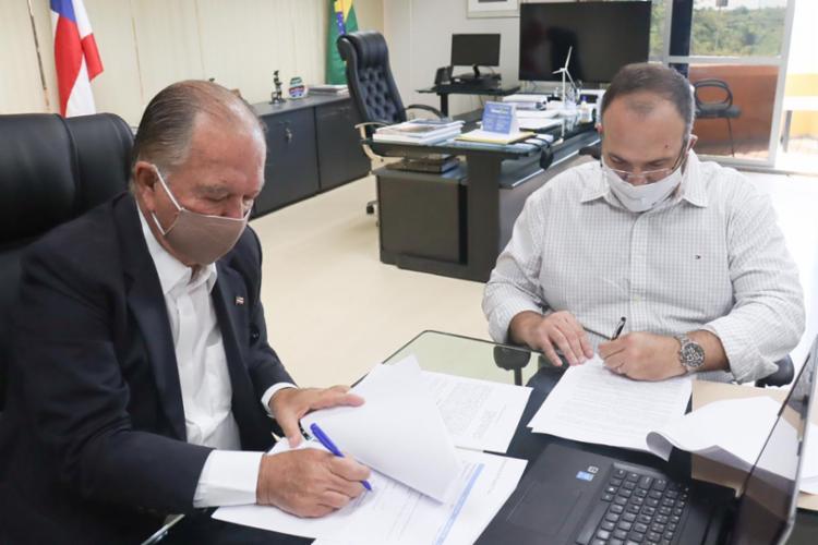 Vão ser investidos R$ 2,3 bilhões no complexo Ventos de São Vitor - Foto: Ascom | SDE