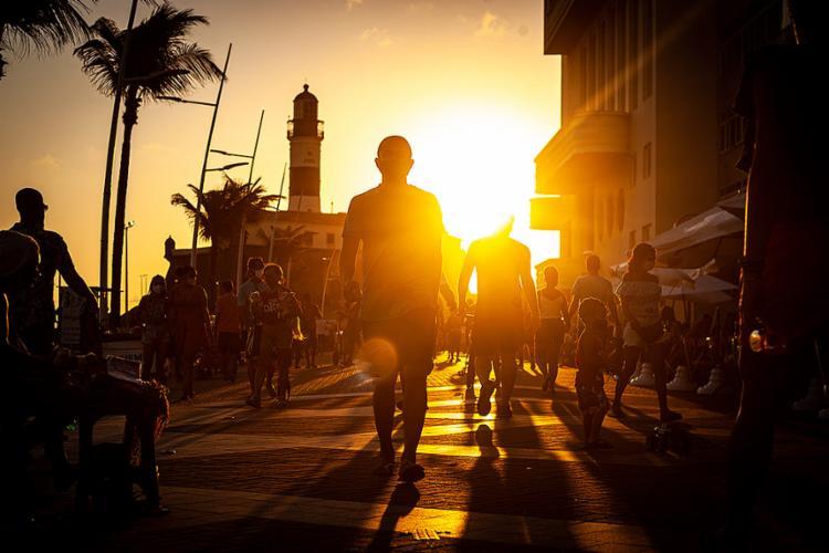 O objetivo é coletar informações sobre o desempenho da hotelaria baiana e dos destinos turísticos | Foto: Olga Leiria | Ag. A TARDE - Foto: Olga Leiria | Ag. A TARDE