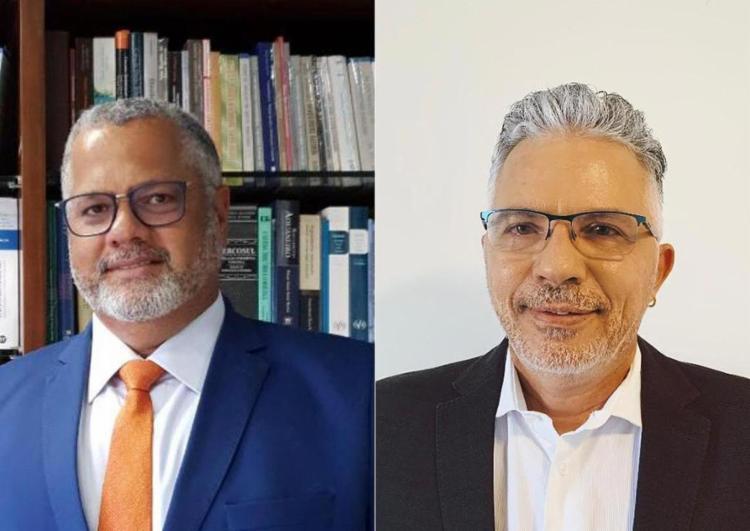 Fernando Neves e Ney Campello vão coordenar os novos núcleos da ACB   Foto: Divulgação - Foto: Divulgação