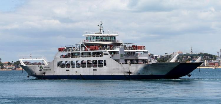As embarcações estão saindo dentro do horário normal de funcionamento - Foto: Divulgação
