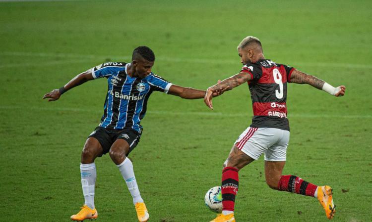 Partida é válida pela 23ª rodada da Série A do Campeonato Brasileiro   Foto: Alexandre Vidal   Flamengo - Foto: Alexandre Vidal   Flamengo