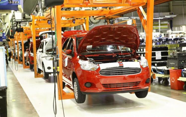 Após 20 anos de atividades na Bahia, a Ford anunciou no último dia 11 que fecharia sua fábrica em Camaçari I Foto: Divulgação I Ford - Foto: Divulgação I Ford