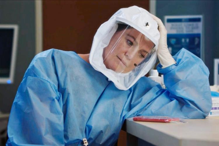 A temporada atual está retratando a pandemia de Covid-19 | Foto: Divulgação | ABC - Foto: Divulgação | ABC