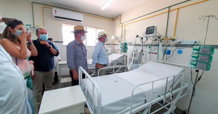 A unidade é referência do Sistema Único de Saúde (SUS) para mais de 50 municípios do Centro-Norte e Oeste da Bahia, atendendo a casos de média complexidade da região. - Foto: Ascom SESAB - SDE/Divulgação