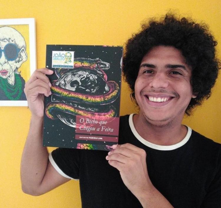 Marcelo Lima fez adaptação de obra de Muniz Sodré | Foto: Divulgação | Marcelo Lima