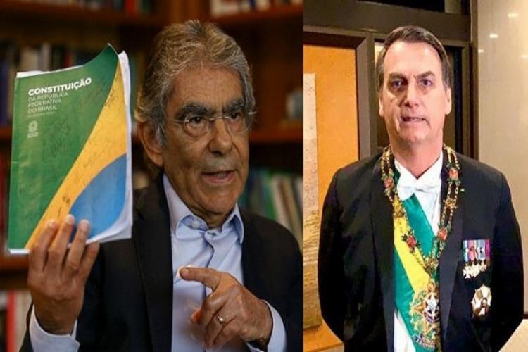 Ayres disse que Bolsonaro se