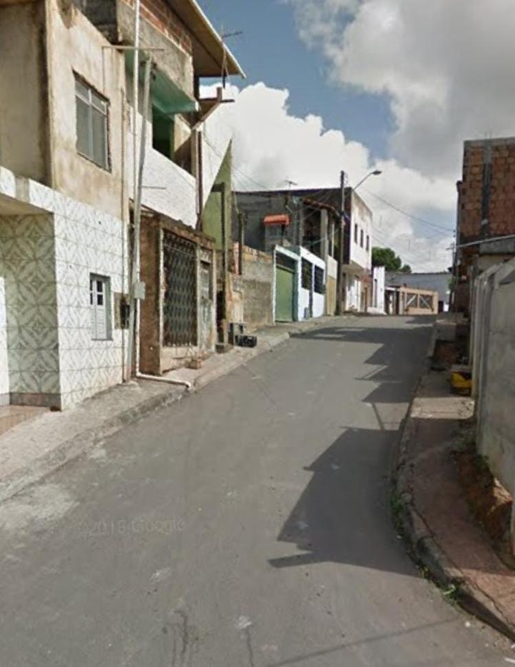 Caso aconteceu na manhã desta quinta-feira   Foto: Reprodução   Google Street View - Foto: Reprodução   Google Street View