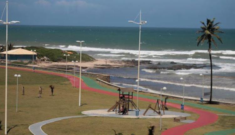 Além de Salvador, praias da Costa dos Coqueiros foram consideradas impróprias pelo órgão I Foto: Raul Spinassé I Ag. A Tarde - Foto: Raul Spinassé I Ag. A Tarde
