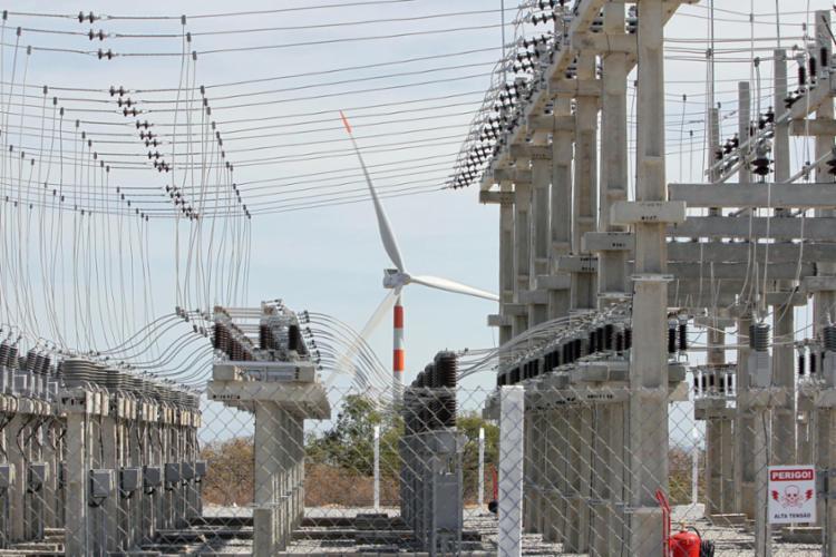 Funcionamento das linhas de transmissão é fundamental para estado se manter líder nacional na geração de energia eólica e solar - Foto: Manu Dias | GOVBA
