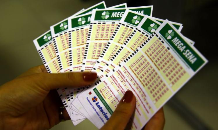 As apostas podem ser feitas até as 19h, no horário de Brasília   Foto: Marcello Casal Jr.   Agência Brasil - Foto: Marcello Casal Jr.   Agência Brasil