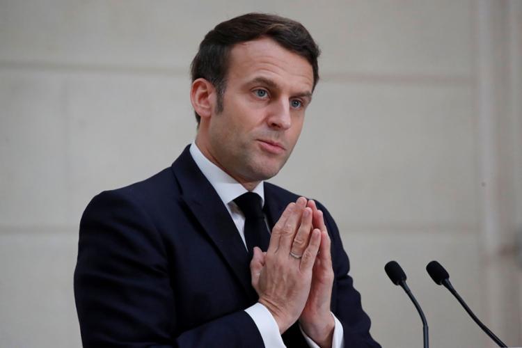 O presidente francês atirou pela culatra, ao acusar o Brasil de exportar desmatamento, produzindo a pronta reação das autoridades | Foto: Francois Mori | AFP - Foto: Francois Mori | AFP