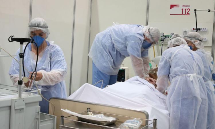 Mortes por doenças respiratórias chamam atenção para subnotificação dos casos de covid - Foto: Divulgação