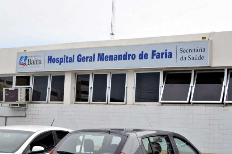 Mulher chegou a ser encaminhada ao Hospital Menandro de Faria   Foto: Divulgação - Foto: Divulgação