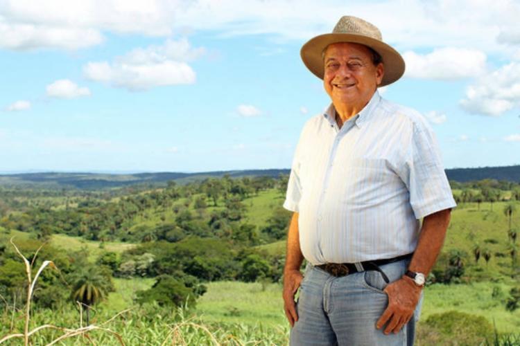 Alysson Paolinelli é um símbolo vivo dessa obra legítima brasileira | Foto: Divulgação - Foto: Divulgação