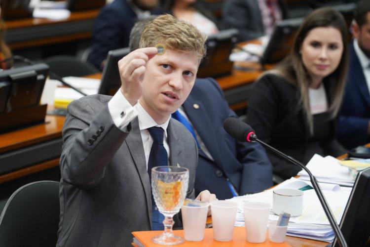 Ele foi candidato na eleição anterior da Casa, em 2019 e teve 23 votos dos 513 possíveis | Foto: Pablo Valadares | Câmara dos Deputados - Foto: Pablo Valadares | Câmara dos Deputados