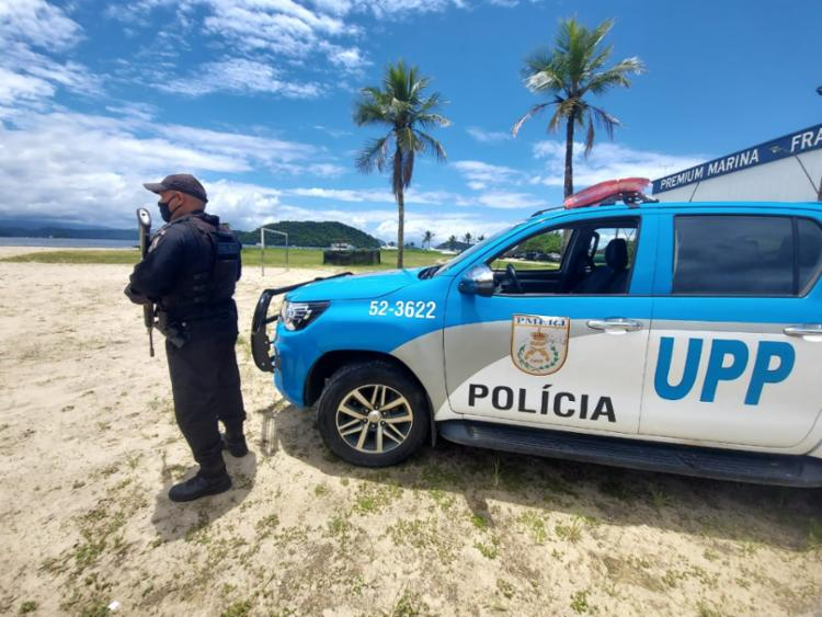 22 crianças foram baleadas em 2020 somente na Região Metropolitana do Rio I Foto: Reprodução I Twitter I PMERJ - Foto: Reprodução I Twitter I PMERJ