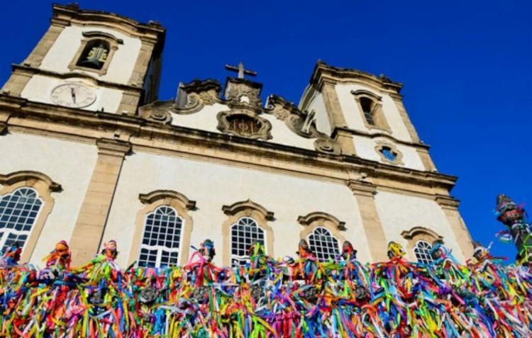 Celebrações serão realizadas dentro da igreja, entre os dias 8 e 17 de janeiro, com acesso por ordem de chegada I Foto: Divulgação - Foto: Divulgação