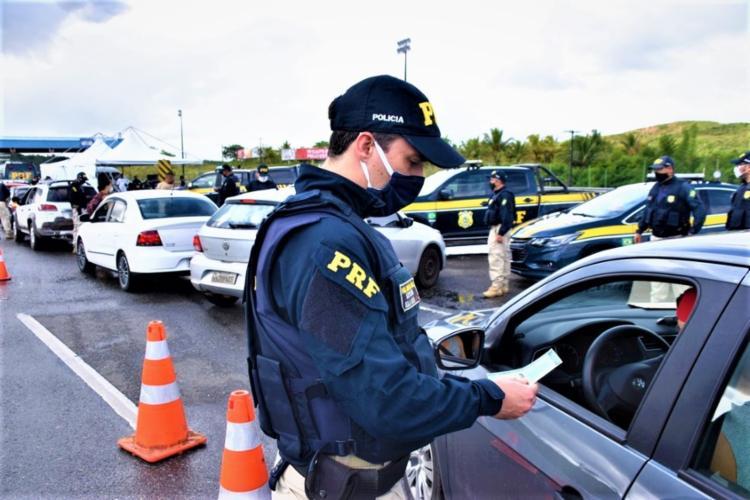 Casos de acidentes também aumentou e número de feridos foi o mesmo registrado no ano passado I Foto: PRF I Divulgação - Foto: PRF I Divulgação