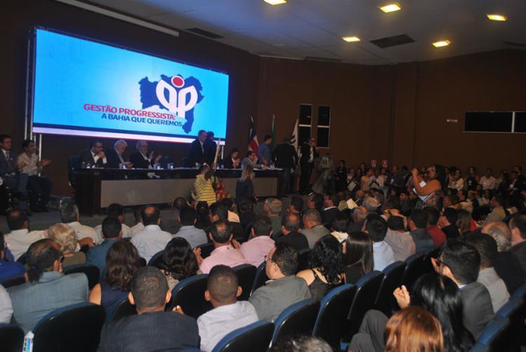 João Leão, presidente do PP, disse que decisão vai ser consensual - Foto: Divulgação