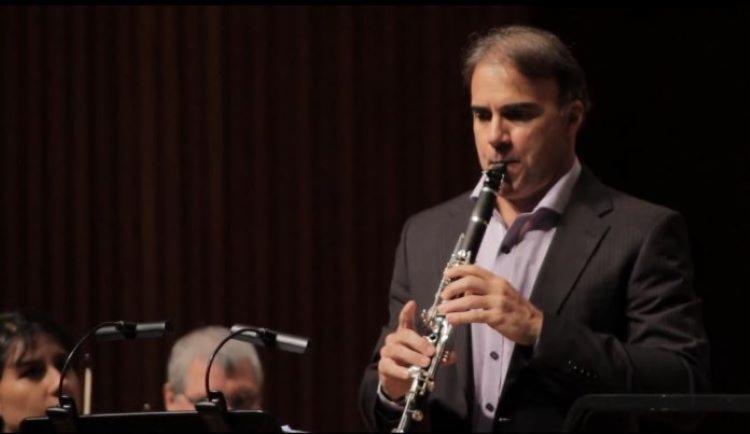 Oficina será ministrada por ministrada por Pedro Robatto, chefe do naipe de clarinete da Osba I Foto: Reprodução - Foto: Reprodução