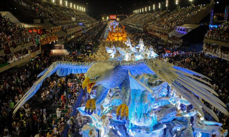 Em setembro do ano passado, a Liesa e os presidentes das agremiações decidiram não realizar o desfile das escolas de samba em fevereiro deste ano I Foto: Agência Brasil - Foto: Agência Brasil