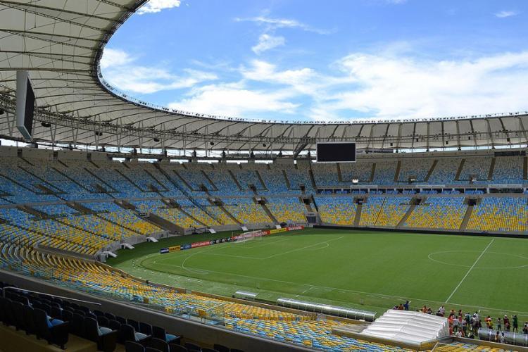 O retorno do público aos estádios foi um pedido do Flamengo | Foto: Ani Vanderschueren | Divulgação - Foto: Ani Vanderschueren | Divulgação | 28.2.2014