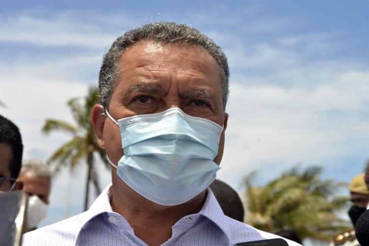 Rui se mostrou solícito aos novos prefeitos empossados pela Bahia - Foto: Shirley Stolze   Ag. A TARDE