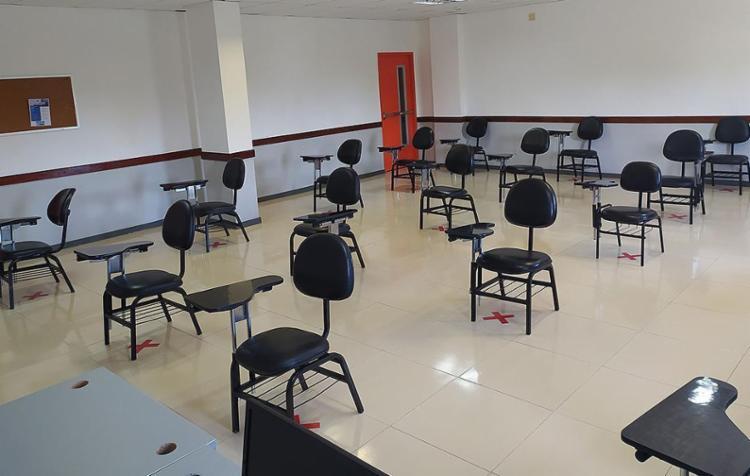 Representantes da rede privada de ensino cobram resposta do poder público | Foto: Divulgação | 10.11.2020 - Foto: Divulgação | 10.11.2020