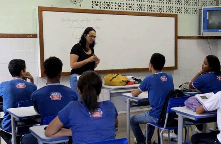 Aulas nas unidades de ensino das redes públicas e privada seguem suspensas   Foto: Camila Souza   Gov-BA - Foto: Camila Souza   Gov-BA