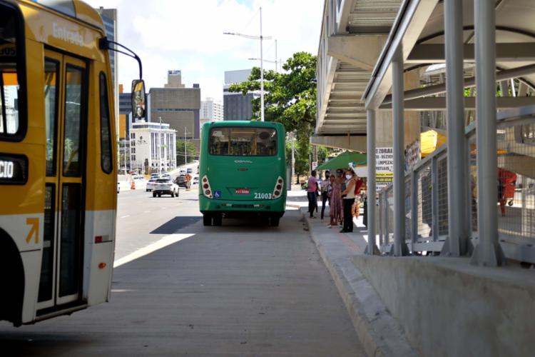 Serãor eforçadas 66 linhas que atendem os principais corredores da cidade - Foto: Jefferson Peixoto | Secom