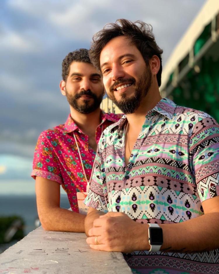 Diretores Edson Bastos e Henrique Filho lançaram filme feito por celular - Foto: Divulgação