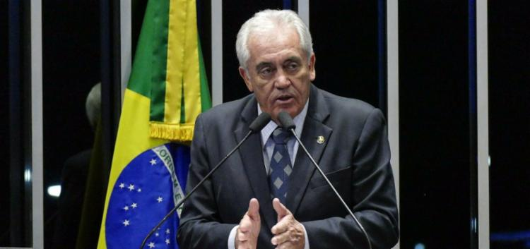senador Otto Alencar, presidente do PSD na Bahia, ratificou o apoio a Arthur Lira - Foto: Agência Brasil | Divulgação