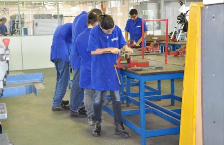 Das vagas, 502 são para candidatos do Programa de Bolsa de Estudo I Foto: Divulgação - Foto: Divulgação