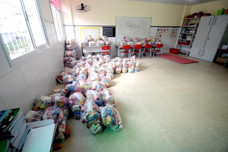 Cerca de 163 mil estudantes de Salvador serão beneficiados | Foto: Divulgação | Smed - Foto: Divulgação | Smed