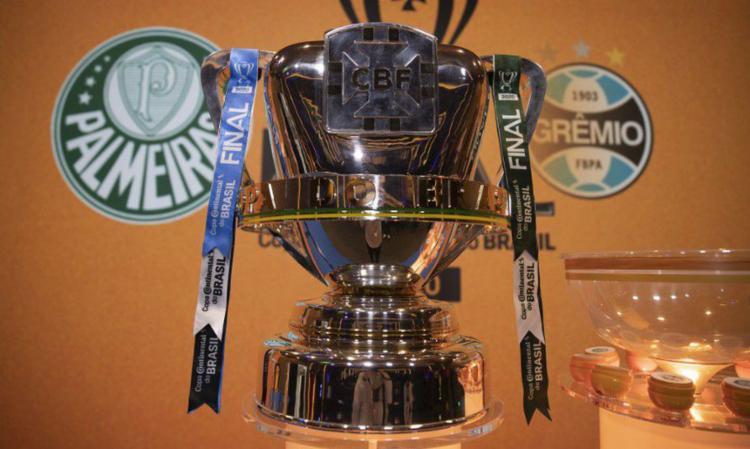 Jogo de ida da final será na Arena do Tricolor, em Porto Alegre I Foto: CBF - Foto: CBF