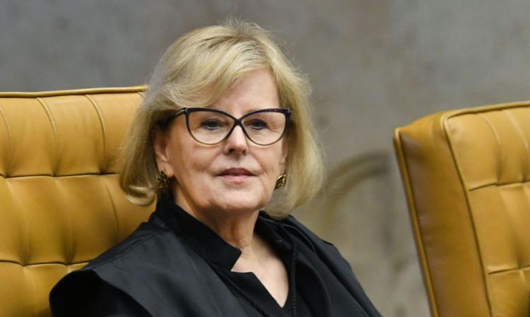 Ela substitui o presidente do STF, Luiz Fux, que sai de férias | Foto: Carlos Moura | SCO | STF - Foto: Carlos Moura | SCO | STF