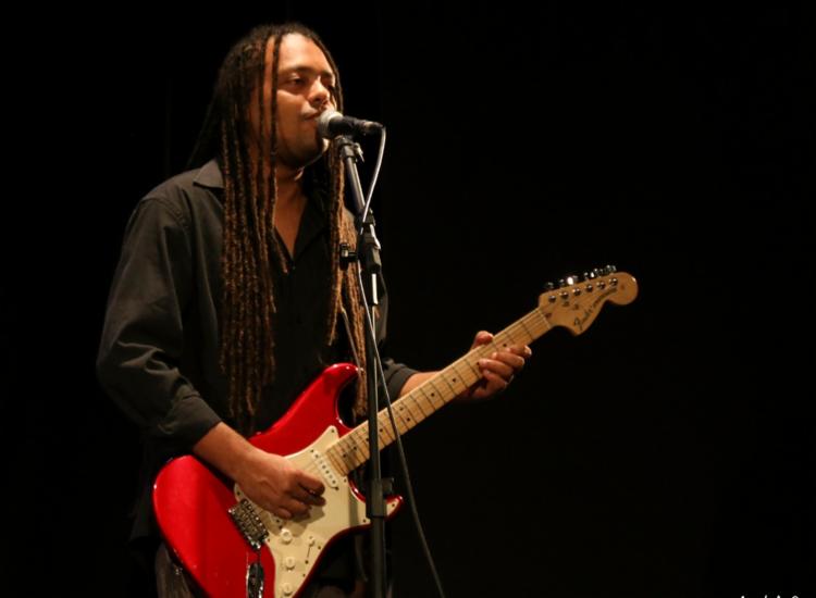 Julio Caldas apresenta virtualmente o Julio Caldas Blues Trio | Foto: Anabel Guerra | Divulgação - Foto: Anabel Guerra | Divulgação