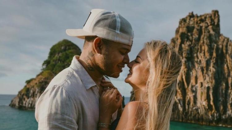 Gabi Martins e Tierry estão juntos em Fernando de Noronha | Foto: Reprodução | Instagram - Foto: Reprodução | Instagram