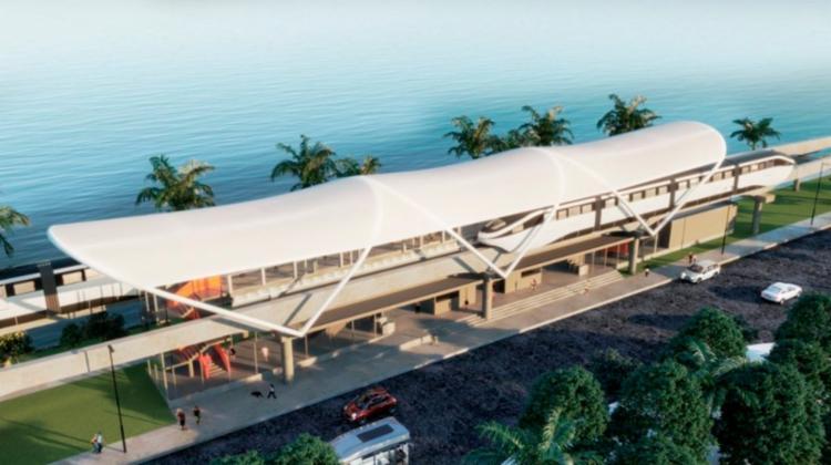 Novo equipamento será erguido no Subúrbio | Foto: Divulgação Skyrail