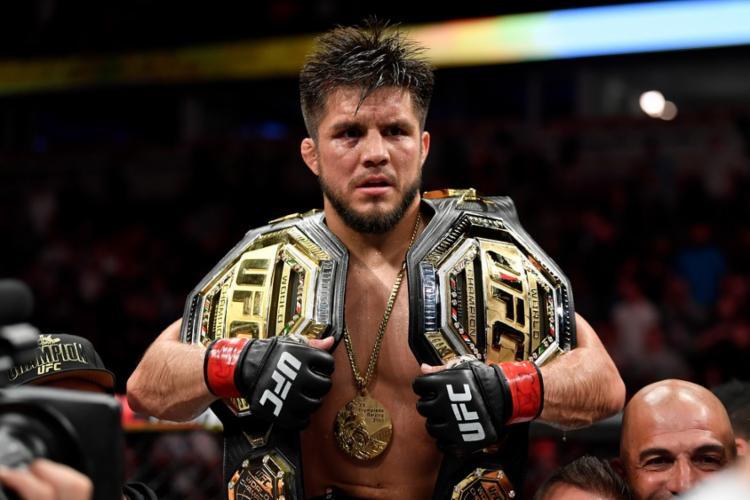 Henry Cejudo foi duplo campeão das categorias dos pesos mosca e galo do UFC | Foto: Divulgação | UFC - Foto: Divulgação | UFC