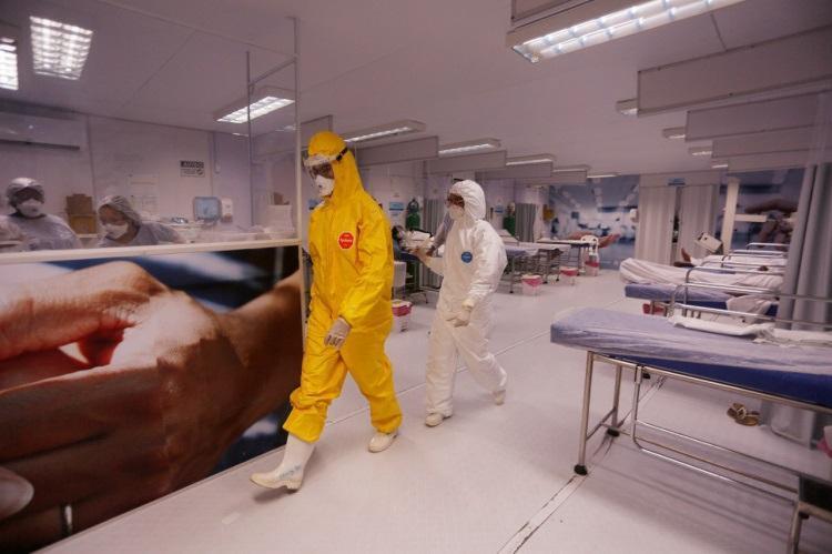 Quantidade de atendimentos nos gripários em Salvador cresceu 45% | Foto: Olga Leira | Ag. A TARDE - Foto: Olga Leira | Ag. A TARDE