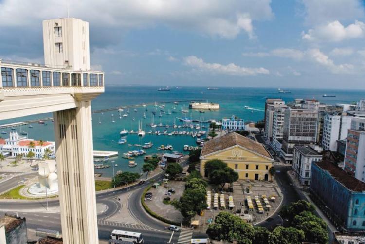 De acordo com a Secretaria Municipal de Cultura e Turismo (Secult) em dezembro de 2020, a capital baiana recebeu 467.989 turistas - Foto: Divulgação|