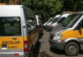 Acordo suspende exigência de renovação de frota de táxis e transporte escolar em Salvador | Foto: Secom