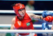 Bia Ferreira luta pelo ouro neste sábado em torneio na Bulgária | Foto:
