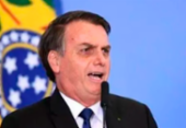 Bolsonaro lidera pesquisa para presidência da República em 2022, diz Instituto | Foto: AFP