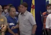 Jornalista que questionou Bolsonaro sobre