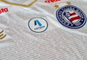 Bahia irá leiloar camisas de jogo com nomes dos sócios | Foto: Reprodução | ECBahia