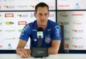 Rodriguinho avalia desempenho no Bahia e projeta permanecer no clube | Foto: Felipe Oliveira | EC Bahia