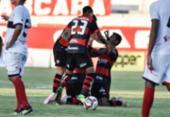 Vitória vira sobre o Atlético de Alagoinhas e conquista primeiro triunfo no Baianão | Foto: Pietro Carpi | EC Vitória
